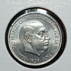 SPAIN  1959   10 Centimos  Francisco Franco Caudillo Proof