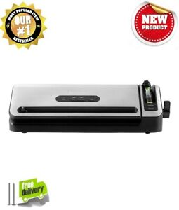 Sunbeam FoodSaver Controlled Seal: Stainless Steel VS7850