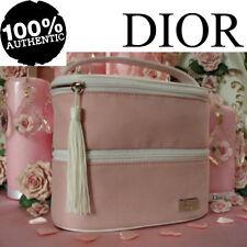 100% Autentico Ltd RARE EDITION DIOR COUTURE Addict Bellezza Trucco Borsa Custodia DOUBLE