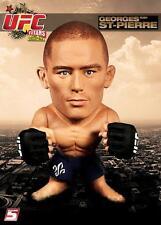 GEORGES ST. PIERRE ROUND 5 UFC SERIES 1 TITANS VINYL ACTION FIGURE TOY