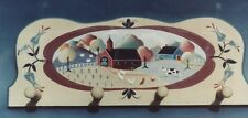 HELEN CAVIN The Homestead Decorative Tole Painting Pattern Packet