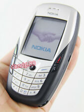 Refurbished NOKIA 6600 Mobile Cell Phone GSM 900/1800/1900 Original White & Gift