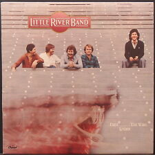 LITTLE RIVER BAND - FIRST UNDER THE WIRE EX COND OZ POP ROCK 1979 CAPITOL