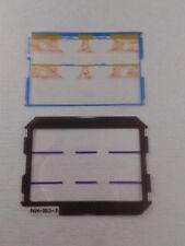 NINTENDO GAME&WATCH MANHOLE NH-103 FULL SET ORIGINAL SCREEN BACKGROUND SHEETS