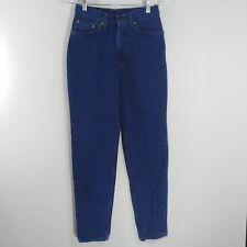 Levis Vintage Size 9 Juniors Tapered Leg High Waist Mom Jeans