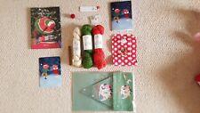 Little Box Of Crochet, December Box Unused