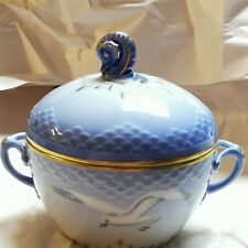 Bing & Grondahl Royal Copenhagen sugar bowl #94 lid with base seaguall patent
