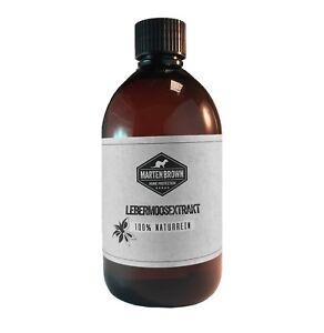 Martenbrown®  [1000ml] Lebermoos Extrakt 1l Lebermoos Universaldünger