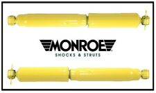 2 Shock Absorbers Rear L & R Chevy/GMC Gas-Magnum Monroe REPLACE OEM # 12474705