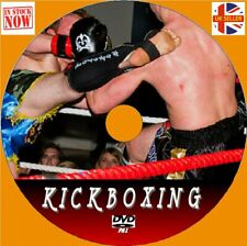 Kickboxing 3Hr Easy To Follow Beginners To Advanced Training/Tuition Fitness DVD
