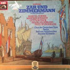 Albert Lortzing Zar Und Zimmermann Großer Quersc LP Vinyl Schallplatte 139090