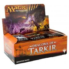 Magic: The Gathering (MTG) Dragons of Tarkir (DTK) SEALED Booster Box FREE SHIP