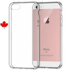 iPhone SE Case, iPhone 5 5S Case - Superior Clear Gel Cover- Best Quality