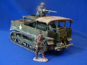 COCG-032 M5 High Speed Tractor - BBA019 - King and Country - WWII - 60mm
