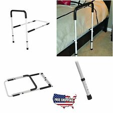 Adjustable Bed Rail Safety Handle Elde rAssist Adult Care Seniors Drive Medical
