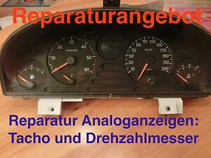 Reparatur Tacho + DZM von Citroen Evasion Lancia Zeta Peugeot 806 Fiat Ulysse