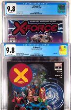 X-Men 1 AND X-Force 1 Set Lot  - CGC 9.8 Comic NM/ Mint