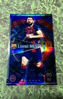 Panini WCCF Footista2020 Lionel Messi FC Barcelona Refractor card
