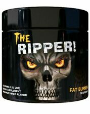 FAT BURNER JNX SPORTS THE RIPPER EXTREME Weight Loss 30 SERVES  CHERRY LIMEADE