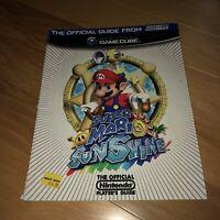 Super Mario Sunshine Official Nintendo Power Strategy Guide Gamecube Original