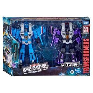 Transformers War for Cybertron Earthrise Seekers Skywarp Thundercracker WFC-E29