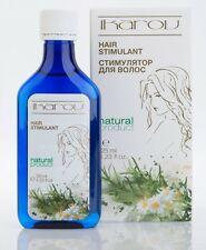 Ikarov Hair Stimulant for Growth & Strength with Essential Oils - Natural Care