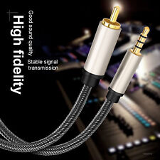 NEW DIGITAL COAXIAL AUDIO VIDEO CABLE STEREO SPDIF 3.5MM TO RCA FOR MI 12 TV