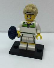 Lego Tennis Ace Collectible Minifig Figure: Series 7: 100% Complete