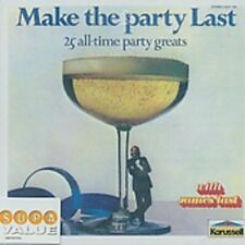 James Last - Make the Party Last / 25 All-Time Party Greats ! Neu
