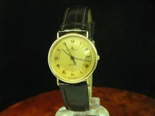 Baume & Mercier 18kt 750 Gold Men's Watch / Ref 15205/Caliber Eta 255.111