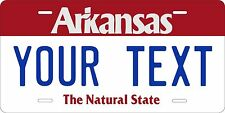 Arkansas 1989 License Plates Tag Personalized Auto Car Custom VEHICLE OR MOPED