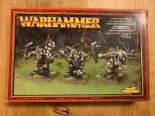 Warhammer Fantasy - Chaos Oger Kommandoabteilung / Ogre Command - NEU