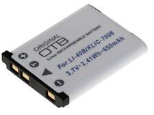 AKKU für TRAVELER Super Slim Superslim XS8 XS4000 accu Aldi DS5370 Batterie Neu