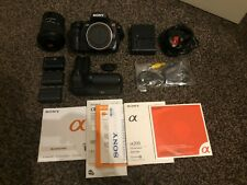 Sony Alpha A200 DSLR-A200K 10.2 MP + DT 18-70MM F3.5-5.6 Lens