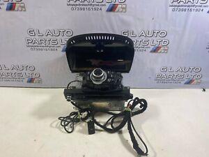 BMW 5 SERIES E60 E61 CIC SAT NAV IDRIVE HEAD UNIT OEM 9214925 9213309 9193745