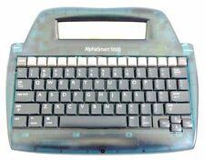 Máquinas de escribir y procesadores de texto