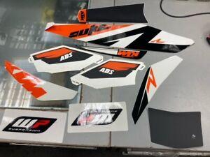 KTM 690 DUKE R 2013 DECAL KIT