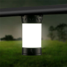 Portable Waterproof LED USB Rechargeable Camping Tent Light Outdoor Fishing Lamp