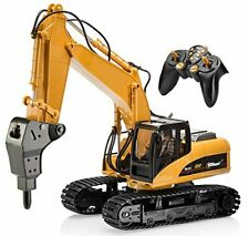 Top Race TR-218 Remote RC Construction Drill Digger Truck Radio Controlled
