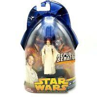 Star Wars Revenge Of The Sith Republic Senator Mon Mothma 24 Hasbro New