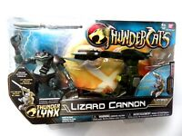cosmocats thundercats figurine lizard cannon lézaro reptilio  NEUF BANDAI