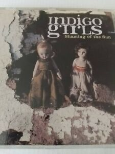 Indigo Girls CD Shaming of the sun