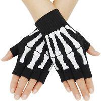 Pelz Muff Kunstfell Pelzmuff Handwärmer Plüsch Fingerlose Handschuh Winter Warm