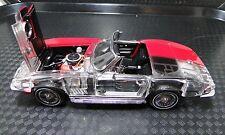 1967 Vette Chevy Chevrolet 1 Corvette 43 Sport Car 18 Vintage 24 Carousel Red 12