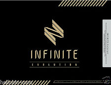 INFINITE - Evolution (2nd Mini Album) + GIFT