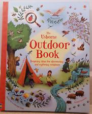 The Usborne Outdoor Book, Ages 6+, Hardback