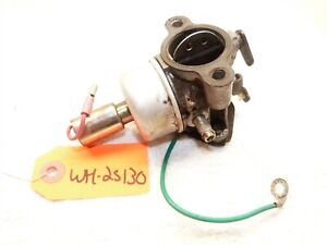 Toro LX425 Tractor Kohler SV600 20hp Engine Carburetor