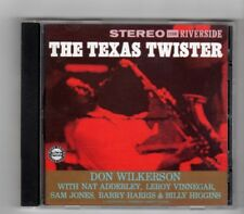(IM219) Don Wilkerson, The Texas Twister - 2001 CD