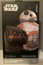Sphero Special Edition BB-8 App-Enabled Droid with Force Band R001-SUS