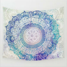 Indian Tapestry Wall Hanging Mandala Hippie Bedspread Throw Blanket Mat Cover